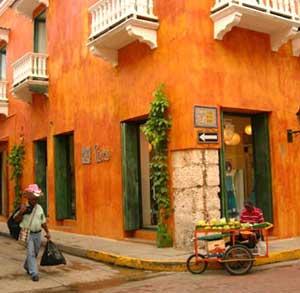 vendors orange